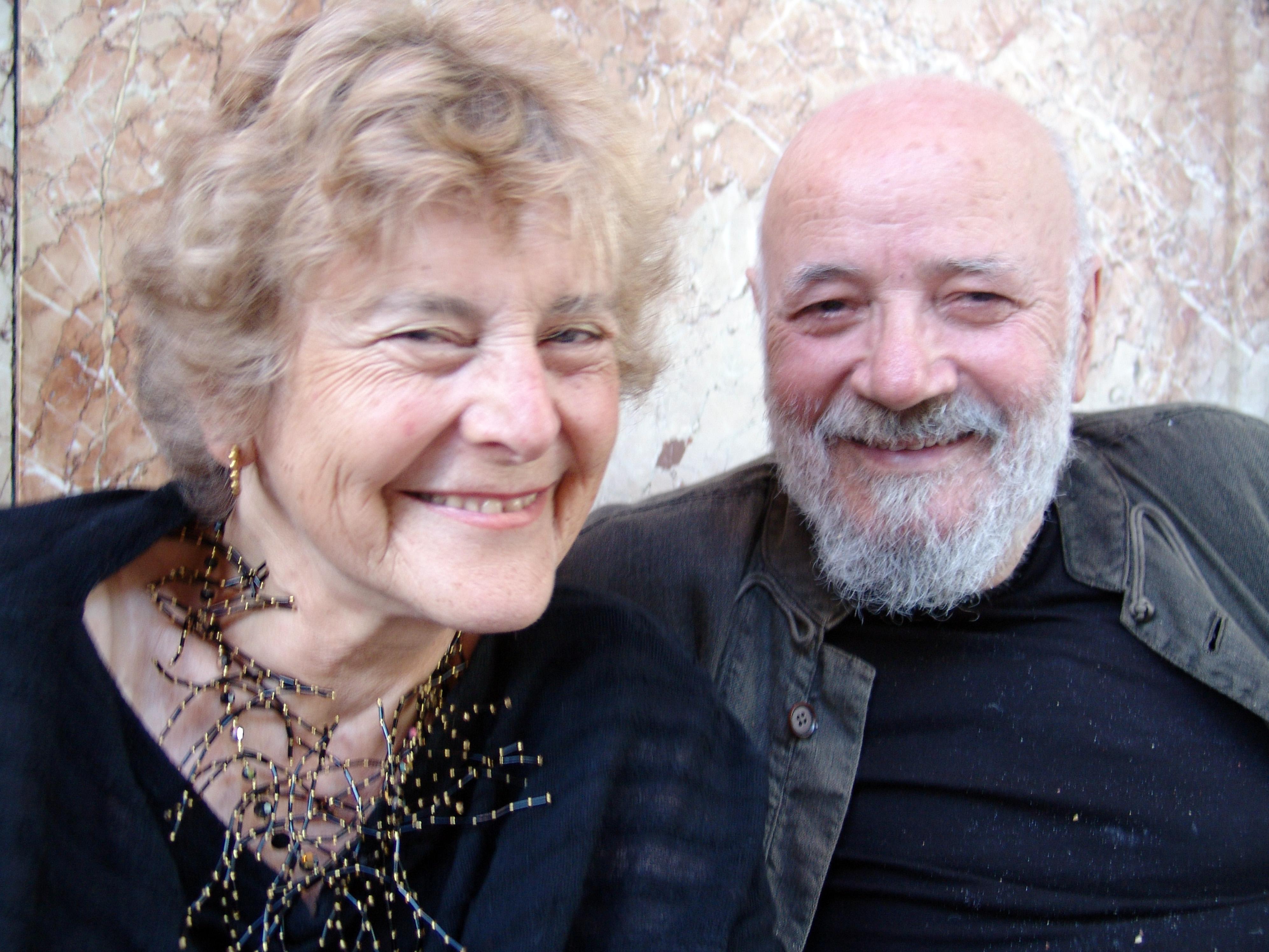 Takis and Liliane Lijn